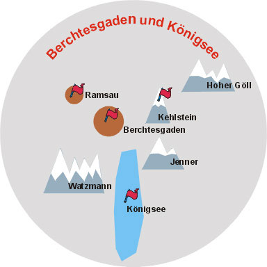entfernung ruhpolding rosenheim
